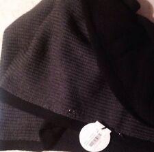 LULULEMON Blissed Out Circle Scarf Wrap Heathered Black/Black NWT