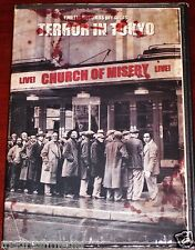 Church Of Misery: Terror In Tokyo / Maryland Death Fest 2 DVD Set 2013 USA NEW