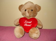 Valentine's Day Re recordable Stuffed Sweet Heart Bear