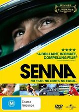 Senna (DVD, 2011) regions 2,4,5, (F1)