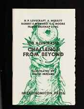CHALLENGE FROM BEYOND. LMTD ED.R.E.H..H,P.LOVECRAFT.