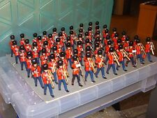 VINTAGE BRITAINS  EYES RIGHT SCOTS GUARDS BAND x 60 SUPERB