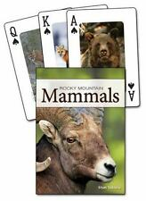 Nature's Wild Cards: Mammals of the Rocky Mountains Playing Cards by Stan.
