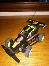 Vintage Tyco 49 MHz Wild Thing Turbo Hopper RC Remote Control Car SOLD AS IS