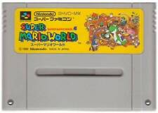 SUPER MARIO WORLD BROS 4 NINTENDO SUPER FAMICOM SFC SNES JAPAN
