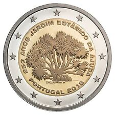 "PORTUGAL: SPECIALE 2 EURO 2018 ""BOTANISCHE TUIN"""
