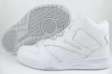 REEBOK ROYAL BB4500 H2 HIGH HI WIDE E WHITE/GRAY CLASSIC BASKETBALL LEATHER MENS