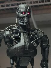 1/6 Scale Hot Toys Terminator Salvation T-700 12 Inch Figure