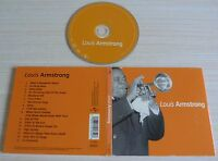 CD ALBUM DIGIPACK BEST OF LES TALENTS DU SIECLE LOUIS ARMSTRONG 17 TITRES 2000