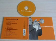 CD ALBUM DIGIPACK BEST OF LES TALENTS DU SIECLE LOUIS ARMSTRONG 17 TITRES 2000