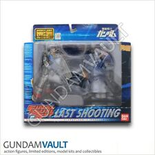 NEW MSIA FINAL DUEL SET - LAST SHOOTING - GUNDAM VS ZEONG [Bandai] US Seller