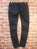 G-Star Approx 25 x 30 Jeans Midge Cody Waxed Damen Grau Grey Denim Skinny Slim