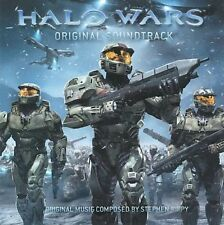 Halo Wars [Original Soundtrack CD] Stephen Rippy -Brand New