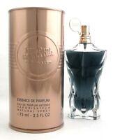 Jean Paul Gaultier Le Male Essence de Parfum Spray Intense for Men 75ml NEU/OVP