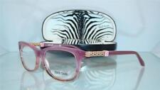 Roberto Cavalli Barbados 706 074 Pink Gradient Glasses Eyeglasses Frames Size 54