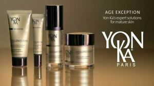6x Yonka EXCELLENCE CODE /  AGE EXCEPTION TRAVEL PAKS 4 PIECES EACH