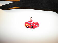 Handmade Mc QUEEN CARS MOVIE Cabochon Pendant Ball Chain Necklace/Jewelry/Women