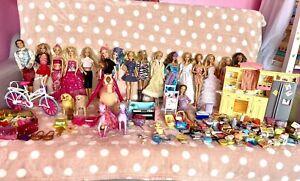Barbie Vintage Dolls Barbie Midge&Baby Happy Family Mother And Baby, Good Used