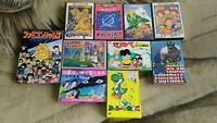 Nintendo Famicom Game LOT x10 In Box Mindseeker Dragon Buster Ultima Wagan Land