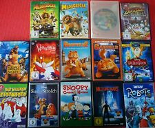 Dvd Sammlung Kinderfilme Animation Familienfilme Komödien 14 Stück