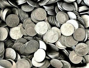CLEAN BRITISH SIXPENCES BULK BUY FROM 1953-67 CHOOSE YOUR AMOUNT FREE UK POST