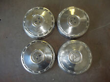 "1965 65 64 Dodge Center Hub Cap Hubcap Rim Wheel Cover POVERTY DOG DISH OEM 9"" 4"