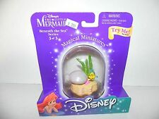 Disney'S ~ The Little Mermaid - Flouder & Sebastian ~ Miniatures 1999 - New Nrfb