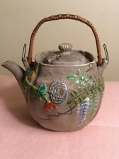 Porcelain Amp Pottery 1900 1940 Antique Japanese Teapots Ebay