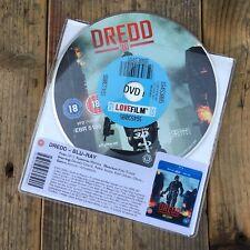 Dredd 3D (3D Blu-Ray 2012) DC Judge Dredd - DISC ONLY