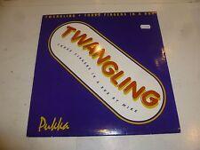 """Trois doigts dans une boîte par Mike-confusément - 1994 UK 3-track 12"""" vinyl single"""
