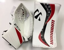 SPECIAL New ice hockey goalie blocker/catcher junior Jr goal glove/catch set red