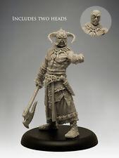 THANTOR THE BARBARIAN 35mm Scale RESIN Black Sun Miniatures