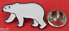 Polar Bear Lapel Hat Cap Tie Pin Badge Brooch Animal Lovers Gift Souvenir