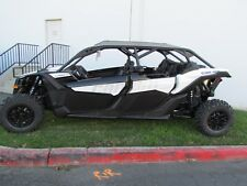 2017-2018 Can-Am Maverick X3 MAX Lower Door Inserts Panels 4 Lower Half Doors