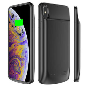 Extended Battery Protective Charging Case Battery Pack for iPhone XS Max/XR/X