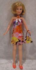 MARY KATE & ASHLEY Olsen Twins Doll Clothes #24 Dress, Necklace & Purse Set