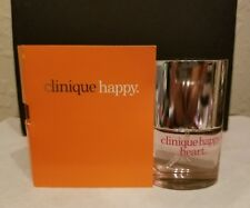 Clinique Happy Heart Perfume Spray .5 fl oz 15 ml New Without Box + Sample