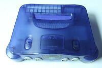 Funtastic Grape Purple Nintendo 64 N64 OEM Video Game Console System Rare Color