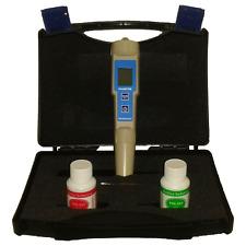 pH-metro/termometro digitale