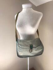 Vintage Canvas Fishing Bag - Fishing Bag with Shoulder Strap