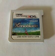 Xenoblade Chronicles - Japanese Cart - New Nintendo 3DS