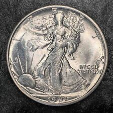 1944-S Walking Liberty Half - Superb Uncirculated - High Quality Scans #E917