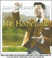 Andy Stewart - A Very Best Greatest Hits Collection - Scottish Easy Listening CD