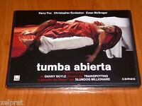 TUMBA ABIERTA / SHALLOW GRAVE - Danny Boyle - English / Español -Precintada