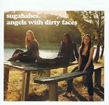 SUGABABES Angels With Dirty Faces CD Album Island 2002