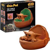 Star Wars: The Mandalorian The Child Baby Yoda Chia Pet Decorative Planter
