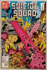 SUICIDE SQUAD #23(DC 1989) *1ST APP OF ORACLE* NM