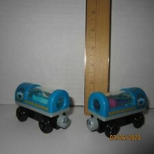 Light Up Squid & Shark Car Thomas & Friends Wooden Railway Magnetic Train Works