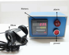 Electronic digital meter counter wheel length measuring instrument CM M yard
