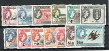 More details for british virgin islands 1956-62 set to $4.80 mlh